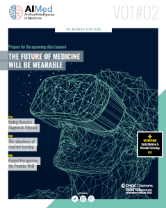 AIMed artificial intelligence medicine magazine