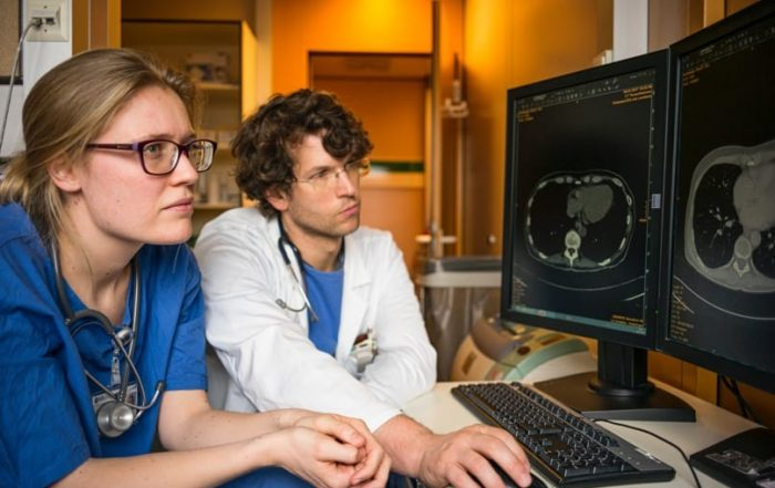 Radiology AIMed virtual event American College of Radiology ACR President science technology artificial intelligence AI machine learning ML algorithm data physician clinician patient medicine healthcare science technology research future