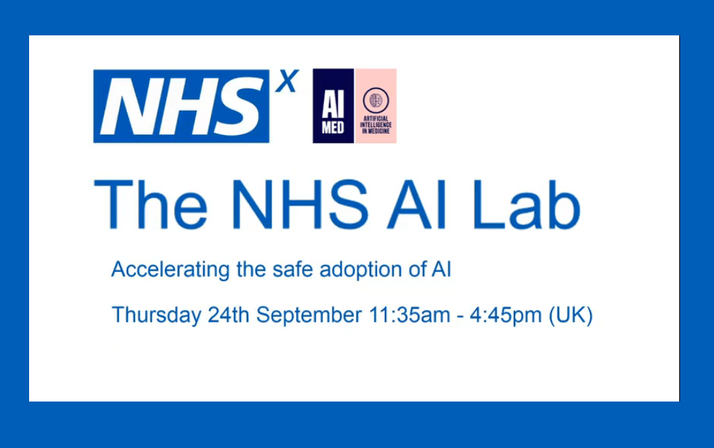 NHS AI Effort: The past, the present and the future